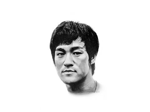 Bruce Lee foto