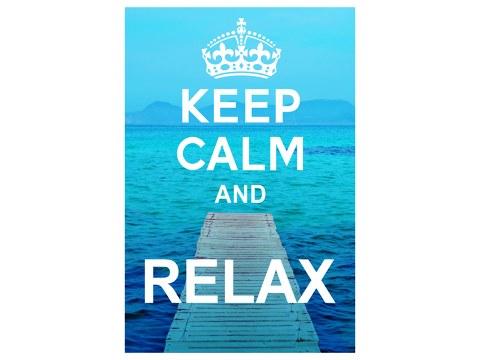 Mantieni la calma e relax