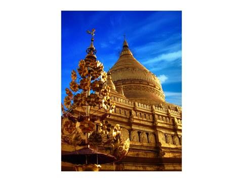 Tempel Bild